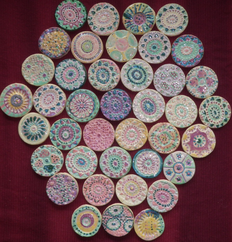 All the mandalas