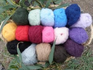 image of wool